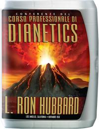 Conferenze del Corso Professionale di Dianetics, Compact Disc