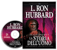 Scientology: La Storia dell'Uomo, Audiolibro CD