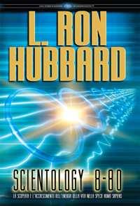 Scientology 8-80, Copertina rigida