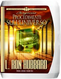 """Congresso """"Procedimenti sull'Universo"""", Compact Disc"""