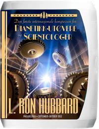 Den første internasjonale kongressen for Dianetikk-utøvere og scientologer, CD