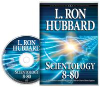 Scientology 8-80, Audiolivro CD