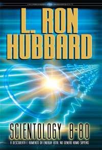 Scientology 8-80, Capa dura