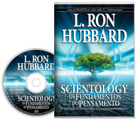 Scientology: Os Fundamentos do Pensamento, Audiolivro CD
