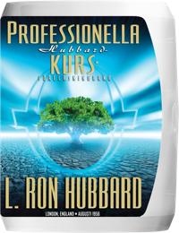Professionella Hubbard-kursföreläsningarna, CD