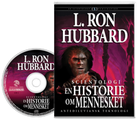 Scientology: En historie om Mennesket, Lydbogs-cd
