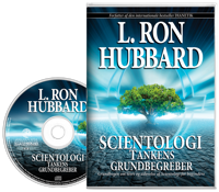 Scientology: Tankens grundbegreber, Lydbogs-cd