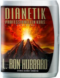 Dianetik Professionellen-Kurs-Vorträge, Compact Disc