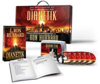 Das vollständige Kit zur Verwendung der Dianetik, Paket