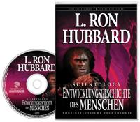 Scientology: Entwicklungsgeschichte des Menschen, Hörbuch-CD