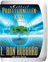 Hubbard Professionellen-Kurs-Vorträge, Compact Disc