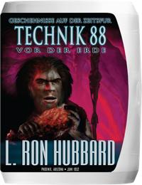 Technik 88: Geschehnisse auf der Zeitspur vor der Erde, Compact Disc