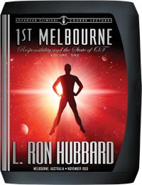 1° ACC di Melbourne, Compact Disc