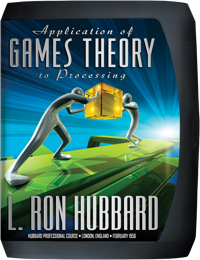 Application of Games Theory to Processing, Compact Disc