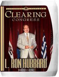 Clearing Congress, Compact Disc