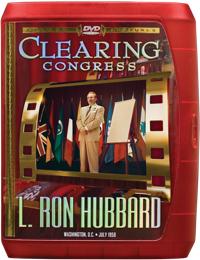 Clearing kongresszus (6 filmre vett előadás DVD-n, 3 előadás CD-n), Előadások DVD-n