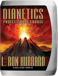 Dianetics Professional Course Lectures, Compact Disc