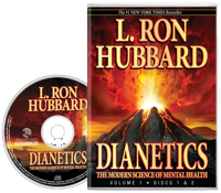 Dianetics: The Modern Science of Mental Health, Audiobook CD