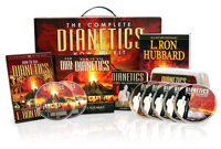 The Complete Dianetics How-To Kit, Package