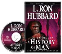 山達基:人類的歷史, CD有聲書