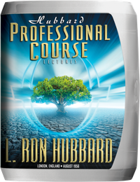 Hubbard Professional Course Lectures, Compact Disc