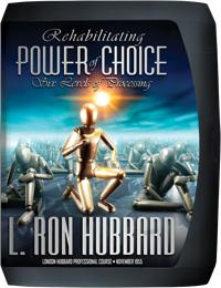Rehabilitating Power of Choice, Compact Disc