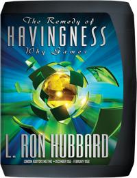 Afhjælpning af havingness, CD