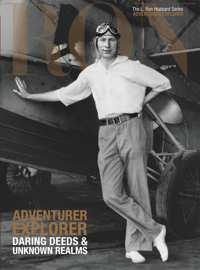 《冒險家暨探險家:英勇事蹟與未知領域》, 精裝版