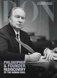 Philosopher & Founder: Rediscovery of the Human Soul, Hardcover