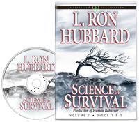Science of Survival, Audiobook CD