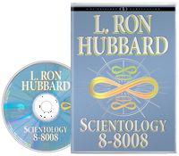 Scientology 8-8008, Audiolivro CD