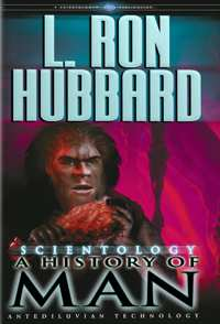 Scientology: A History of Man, Hardcover