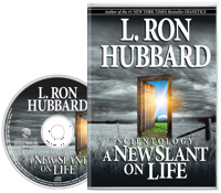 Scientology: A New Slant on Life, Audiobook CD