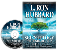 Scientology: The Fundamentals of Thought, Audiobook CD