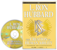 La création des aptitudes humaines, Livre audio sur CD
