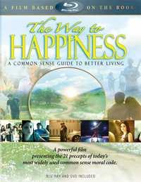 快樂之道, 藍光和DVD