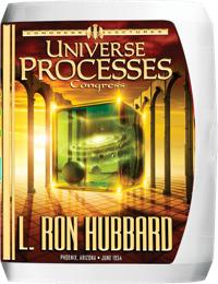 Universe Processes Congress, Compact Disc
