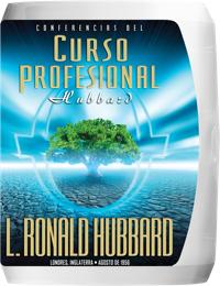 Conferencias del Curso Profesional Hubbard, Disco Compacto