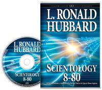 Scientology 8-80, Audiolibro CD