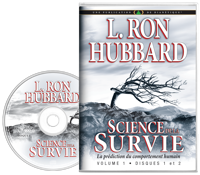 Science de la survie, Livre audio sur CD