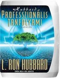 Hubbard Professzionális tanfolyami előadások, CD