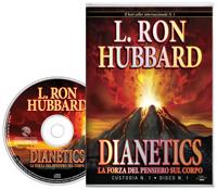 Dianetics: La Forza del Pensiero sul Corpo, Audiolibro CD