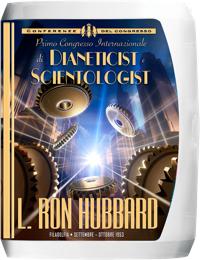 Primo Congresso Internazionale di Dianeticist e Scientologist, Compact Disc