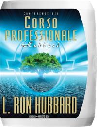Conferenze del Corso Professionale Hubbard, Compact Disc