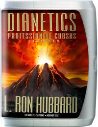 Dianetics Professionele Cursus Lezingen, Compact Disc