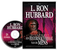 Scientology: Een Historisch Verhaal van de Mens, Luisterboek CD