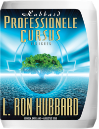 Hubbard Professionele Cursus lezingen, Compact Disc