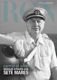 Capitão de Navio: Navegar através dos Sete Mares, Capa dura