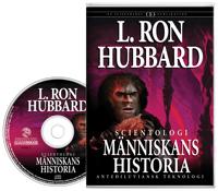 Scientologi: Människans historia, Ljudboks-cd