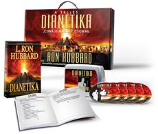"""A teljes Dianetika """"Csináld magad"""" csomag"""